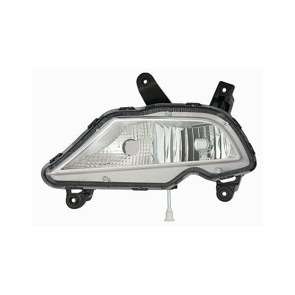 Fog lights right headlight hyundai i20 2014 onwards with drl Aftermarket Lighting