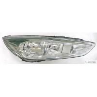 Headlight left front headlight Ford Focus 2014 onwards led chrome Lucana Headlights and Lights