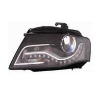 Headlight right front headlight AUDI A4 2008 onwards xenon afs eco Lucana Headlights and Lights
