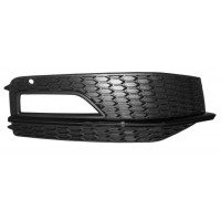 Right grille front bumper AUDI A4 2012 onwards s-line Lucana Bumper and accessories