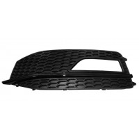 Left grille front bumper AUDI A4 2012 onwards s-line Lucana Bumper and accessories