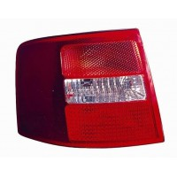 Fanale faro posteriore sinistro audi a6 1999 al 2004 station wagon Lucana Headlights and Lights