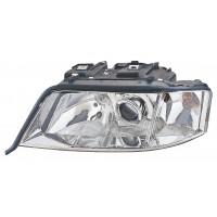 Headlight right front headlight AUDI A6 1997 to 1999 xenon Lucana