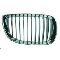 Grille screen right front BMW 1 Series E87 2004 to 2006 Open Lucana Bumper and accessories