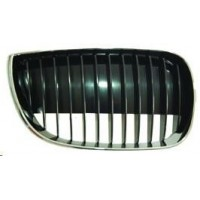 Grille screen right front BMW 1 Series E87 2004 to 2006 closed Lucana Bumper and accessories