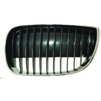 Grille screen left front BMW 1 Series E87 2004 to 2006 closed Lucana Bumper and accessories