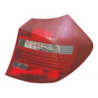 Lamp LH rear light bmw 1 series E81 E87 2007 onwards to black led Lucana Headlights and Lights