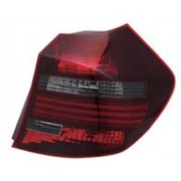 Lamp LH rear light bmw 1 series E81 E87 2007 onwards black Lucana Headlights and Lights