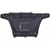 Carter protection lower engine BMW 3 Series E46 1998 to 2005 rear part Lucana Bumper and accessories