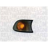 Light arrow right front BMW 3 Series E46 compact 2001 onwards orange marelli Plates and Frameworks