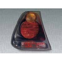 Lamp RH rear light bmw 3 series E46 compact 2001 onwards with orange indicator marelli Headlights and lights