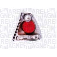 Lamp LH rear light bmw 3 series E46 compact 2001 onwards with white indicator marelli