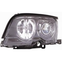 Headlight left front headlight bmw 3 series E46 coupe convertible 1998 onwards xenon Lucana Headlights and Lights