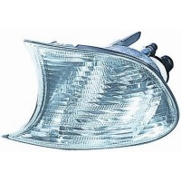 Light arrow left front BMW 3 Series E46 coupe convertible 1998 to 2001 white Lucana Headlights and Lights