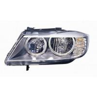 Headlight left front headlight bmw 3 series E90 E91 2008 onwards mod.Valeo Lucana Headlights and Lights