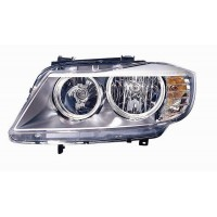 Headlight left front headlight bmw 3 series E90 E91 2008 onwards mod.zkw Lucana Headlights and Lights