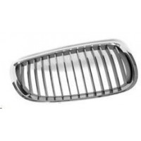 Grille screen right front BMW 3 Series E92 E93 2006 onwards in Chrome Lucana Bumper and accessories