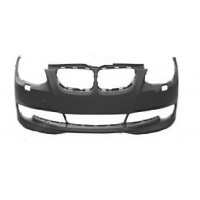 Front bumper bmw 3 series E92 E93 2010 onwards with headlight washer holes and traces sensors park Lucana Bumper and accessories