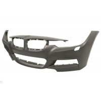 Front bumper bmw 3 series F30 F31 2011 onwards M-tech with headlight washer holes Lucana Bumper and accessories