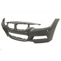 Front bumper bmw 3 series F30 F31 2011 onwards M-tech with sensors park and park assist Lucana Bumper and accessories