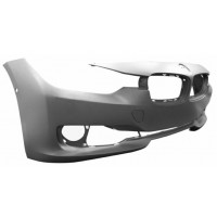 Front bumper bmw 3 series F30 F31 2011 onwards with park assist Lucana Bumper and accessories