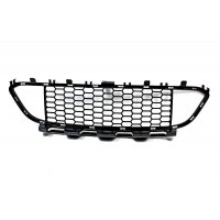 The central grille front bumper bmw 3 series F30 F31 2011 onwards M-tech Lucana Bumper and accessories