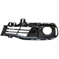 Left grille front bumper bmw 3 series F30 F31 2011 onwards M-tech Lucana Bumper and accessories