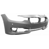 Front bumper bmw 3 series F30 F31 2011 onwards modern luxury sport with sensors and camera Lucana Bumper and accessories