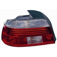 Lamp LH rear light bmw 5 series E39 2000 to 2003 led red white Lucana Headlights and Lights