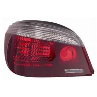 Lamp LH rear light bmw 5 series E60 2003 onwards fume Lucana Headlights and Lights