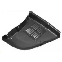 Rock trap right front BMW 5 Series E60 E61 2003 to 2009 Lower Part Lucana Bumper and accessories