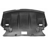 Carter protection lower engine BMW 5 Series E60 E61 2007 to 2009 Lucana Bumper and accessories