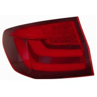 Lamp RH rear light bmw 5 series f11 2010 onwards external sw led Lucana Headlights and Lights