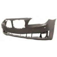 Front bumper bmw 7 series F01 F02 2012 onwards with holes sensors and headlight washer Lucana Bumper and accessories
