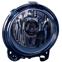 Fog lights left headlight BMW X5 E53 2003 to 2006 Lucana Headlights and Lights