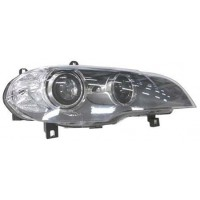 Headlight right front headlight BMW X5 E70 2010 onwards Bi Xenon eco Lucana Headlights and Lights