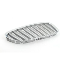 Grille screen right front BMW Z4 E85 E86 2003 onwards gray Lucana Bumper and accessories