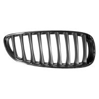 Grille screen right front BMW Z4 and89 2009 onwards titanium Lucana Bumper and accessories