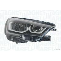 Headlight Headlamp Left front Citroen C4 ds4 2014 onwards marelli Headlights and Lights