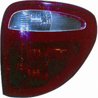 Lamp LH rear light Chrysler Voyager 2001 to 2004 Lucana Headlights and Lights