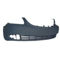 Front bumper Chrysler Voyager 2001 to 2004 with fog holes Lucana Bumper and accessories