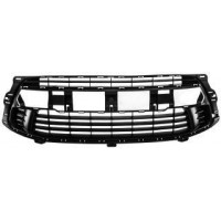 The central grille front bumper Citroen C4 2008 onwards Lucana Bumper and accessories
