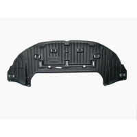 Carter protection lower engine Citroen C4 2010 onwards side bumper Lucana Bumper and accessories