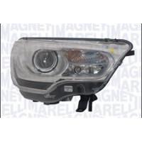 Headlight Headlamp Left front Citroen DS4 2010 to 2013 AFS xenon marelli Headlights and Lights