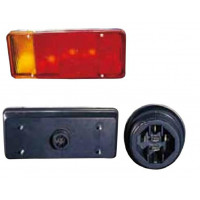 Lamp RH rear light daily ducato jumper boxer 1990 to 2000 cassonato Lucana Fari e Fanaleria