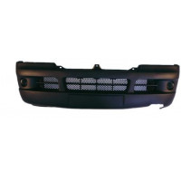 Front bumper ducato jumper boxer 2002 to 2006 black without fog lights Lucana Paraurti ed Accessori