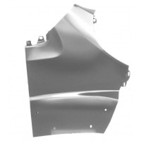 Right front fender ducato jumper boxer 2006 onwards with parafanghino holes Lucana Lamiere ed Ossature
