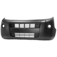 Front bumper fiorino nemo bipper 2007 onwards with the band to be painted with fog holes Lucana Bumper and accessories