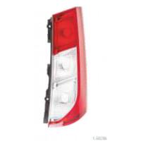 Tail light rear right dacia dokker 2012 onwards Lucana Headlights and Lights
