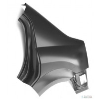 Left rear fender for Dacia Logan 2004 to 2008 Lucana Plates and Frameworks